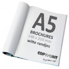 A5 brochures