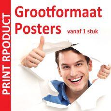 Grootformaat posters