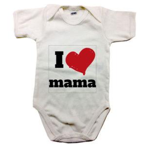 Rompertje I love mama