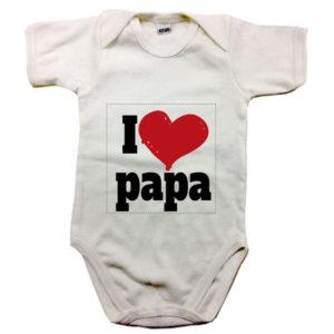 Rompertje I love papa