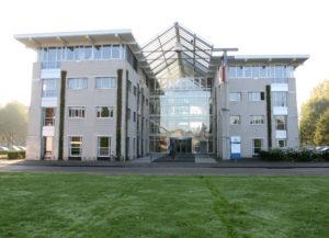 Oud WUR gebouw Costerweg Wageningen