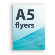 A5-flyers