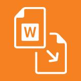 Ms Word naar PDF